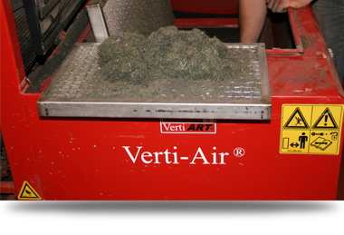 Verti-air Cleaning